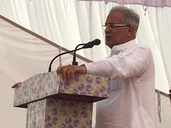 Bhupesh Baghel says Savarkar had first thought of the two nation theory