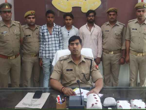 Bijnor police disclose Deepanu murder case, three friends arrested
