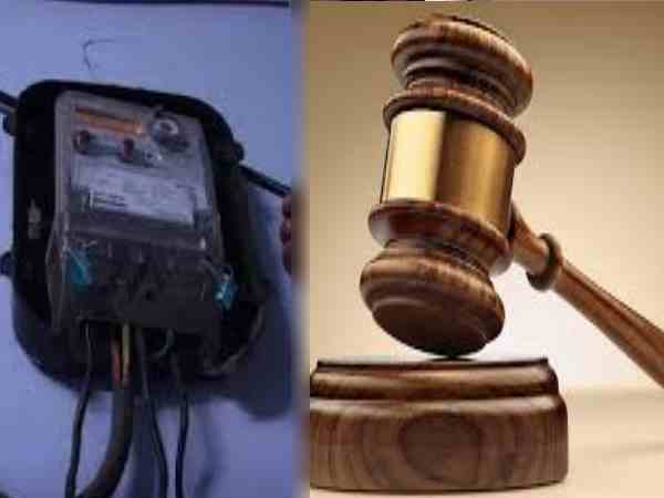 court sentenced 6 months jails to hotel owner for power theft