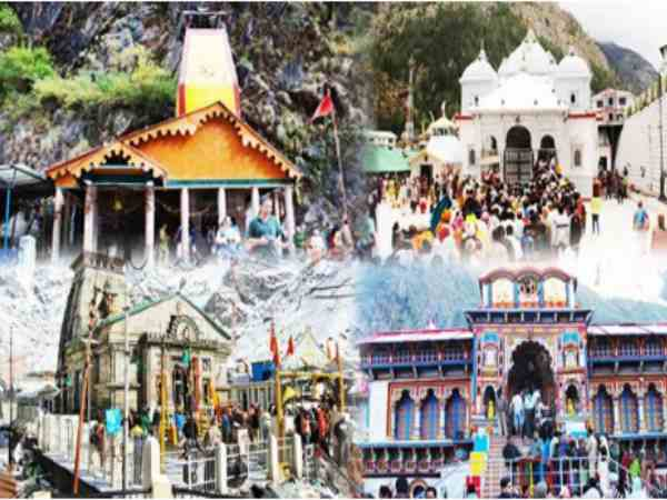 know the three routes for char dham yatra for pilgrims