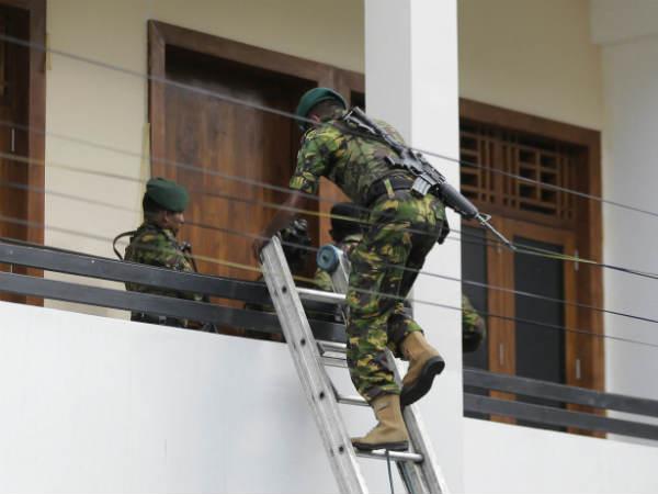 Sri Lanka Blast: सांगरी-ला होटल के हमलवार की पत्नी और बहन की दूसरे सुसाइड हमले में मौत