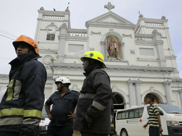 भारत ने श्रीलंका को किया अलर्ट, एक और बड़े हमले की फिराक में हैं आतंकी