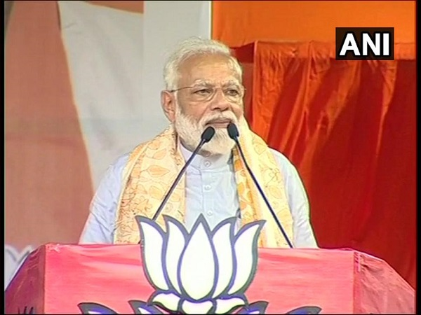 Lok sabha elections 2019: pm narendra modi attacks mamata banerjee in asansol