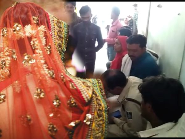 Damoh Bride died Two days before Her wedding