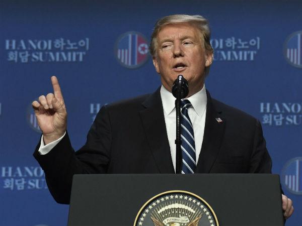 डोनाल्ड ट्रंप की  खुली चेतावनी, हमसे युद्ध किया तो ईरान को आधिकारिक रूप से समाप्त कर देंगे