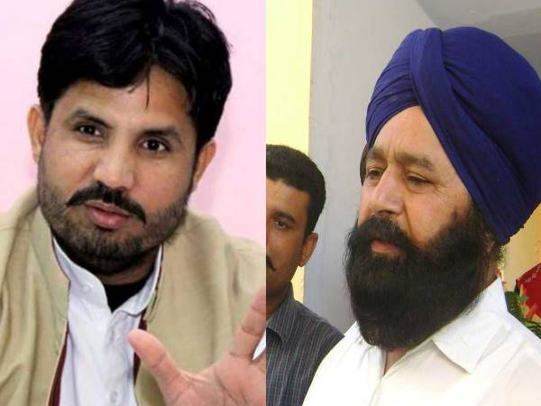 lok sabha election 2019 congress announces its candidates of two seats in punjab