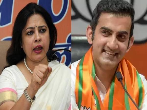 बीजेपी की एक और लिस्ट जारी, गौतम गंभीर पूर्वी तो मीनाक्षी लेखी नई दिल्ली से उम्मीदवार