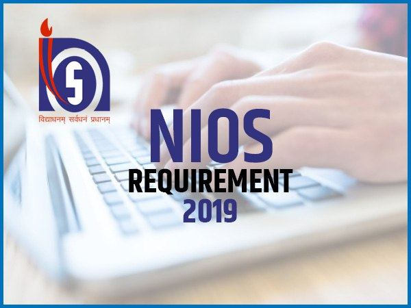vacancy on different posts in NIOS, Apply now