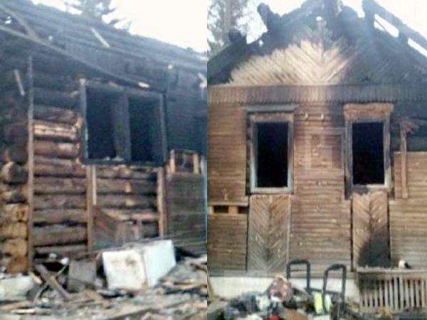 मासूम बच्चों को घर में बंदकर मां ने लगाई आग, खिड़की से उन्हें जिंदा जलते देखती रही