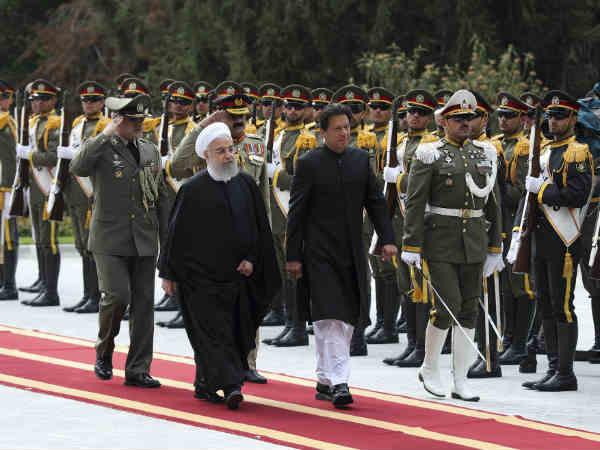 पीएम इमरान खान ने कहा पाकिस्तान की वजह से ईरान झेल रहा आतंकवाद का दर्द