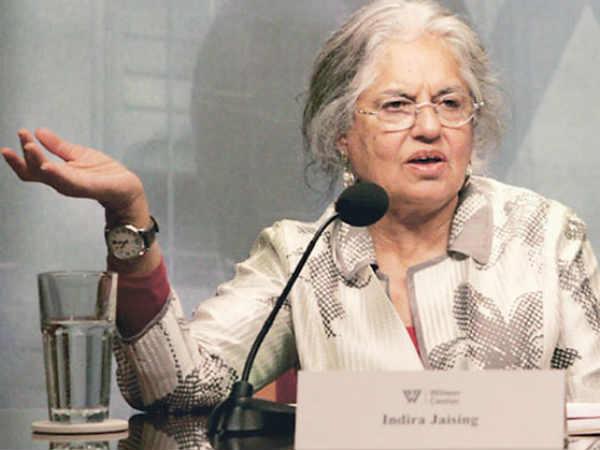 वरिष्ठ वकील इंदिरा जयसिंह ने सीजेआई के खिलाफ चल रहे मामले में की बड़ी मांग