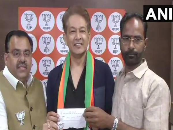 Prominent Hair Stylist Jawed Habib joins Bharatiya Janata Party today in delhi