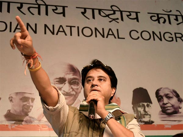 Congress party releases their list of 7 candidates for Lok Sabha Elections 2019 Jyotiraditya Scindia to contest from Guna