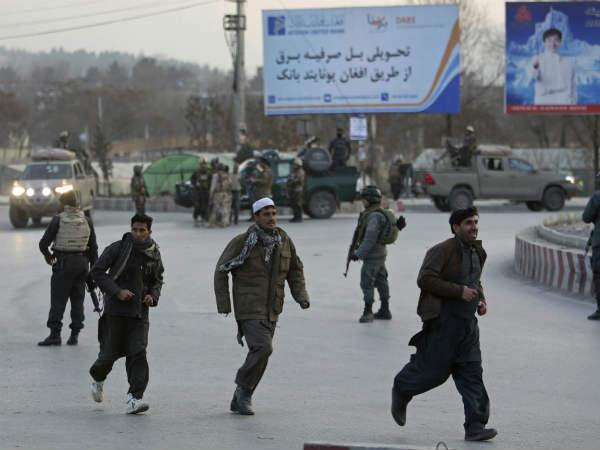 अफगानिस्तान की राजधानी काबुल में जोरदार ब्लास्ट, 30 मिनट तक होती रही गोलीबारी