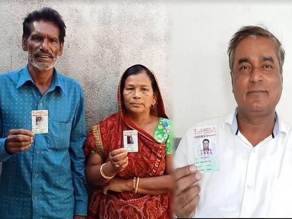 पाकिस्तान से जान बचाकर भागे ये 600 लोग भी हुए हिंदुस्तानी, पहली बार डालेंगे गुजरात में वोट