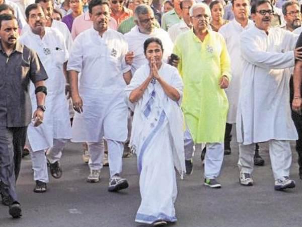 ममता बनर्जी के बयान पर भाजपा ने चुनाव आयोग को लिखी चिट्ठी, कार्रवाई की मांग