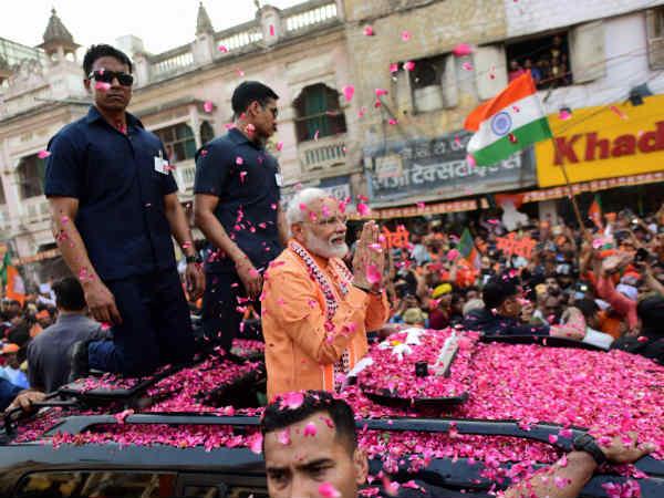वाराणसी से आज अपना नामांकन करेंगे प्रधानमंत्री नरेंद्र मोदी