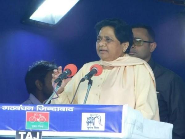 रामपुर में मायावती-अखिलेश की संयुक्त रैली, कहा- BJP आजम खान के खिलाफ घिनौने हथकंड़े रही है