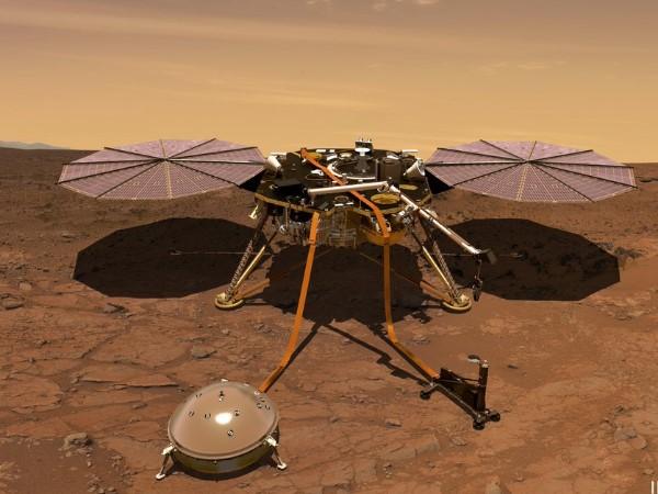 'भूकंप' से हिल उठा मंगल ग्रह, नासा ने जारी किया डरा देने वाला ये ऑडियो