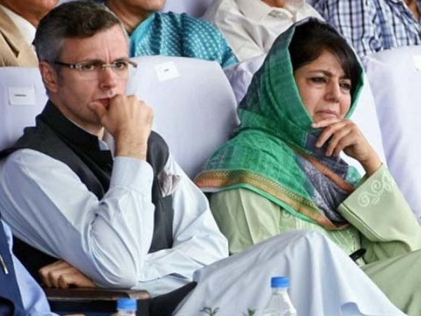 PIL seeks ban on Abdullahs & Mehbooba Mufti from contesting 2019 Lok Sabha Elections