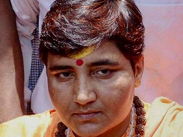 साध्वी प्रज्ञा सिंह ठाकुर के चेहरे पर कालिख पोतने वाले को मिलेगा 5 लाख का इनाम, भीम आर्मी ने की घोषणा