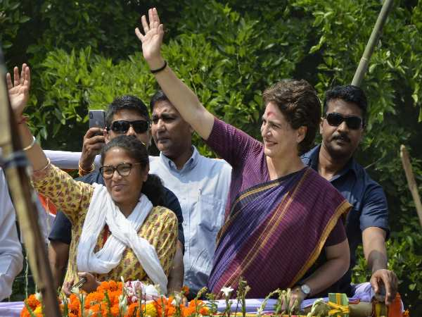 What Priyanka Gandhi Vadra said when supporters compare her with former PM Indira Gandh