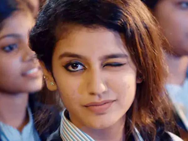 Wink Girl प्रिया प्रकाश वारियर ने की ये गलती, सोशल मीडिया पर हो गईं ट्रोल