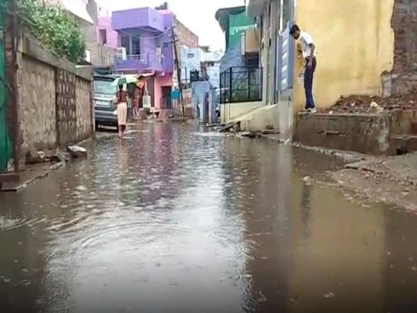 25 peoples killed in many district of Rajasthan Due to Rain, hail, thunderstorm