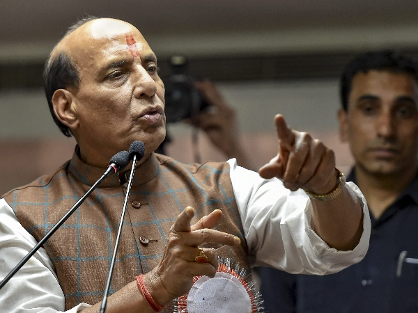 Home Minister Rajnath Singh says vultures count dead body, not hero