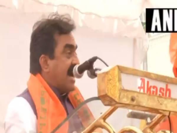 VIDEO: मध्य प्रदेश BJP अध्यक्ष की फिसली जुबान, आतंकवाद को बताया बलिदान और त्याग का प्रतीक