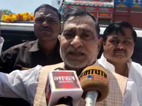 sp leader ram govind chaudhry attake on bjp