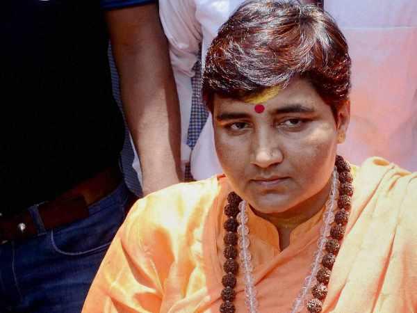 भाजपा की इस महिला नेता ने बढ़ाई प्रज्ञा ठाकुर की मुश्किलें, कहा- भोपाल में नहीं करूंगी प्रचार