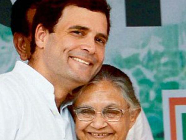 कांग्रेस ने दिल्ली की नॉर्थ-ईस्ट सीट से 80 वर्ष की शीला दीक्षित को दिया टिकट, जिनका यूपी से भी है अहम रिश्ता