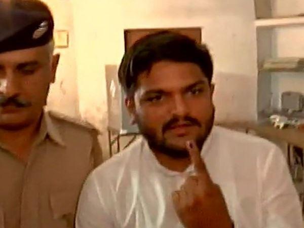 हार्दिक पटेल का दावा, गुजरात में भाजपा को होगा भारी नुकसान