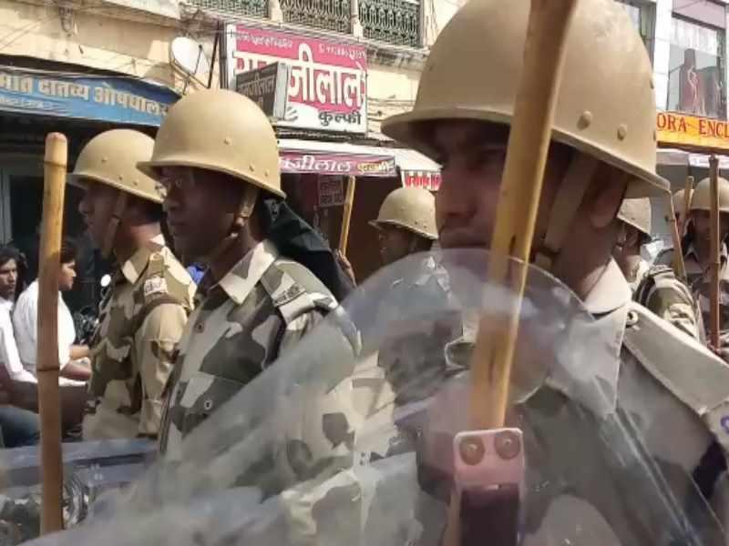 दुल्हन अपहरण मामला : जाट समाज के आह्वान पर सीकर बंद, सुरक्षा के पुख्ता इंतजाम, देखें VIDEO