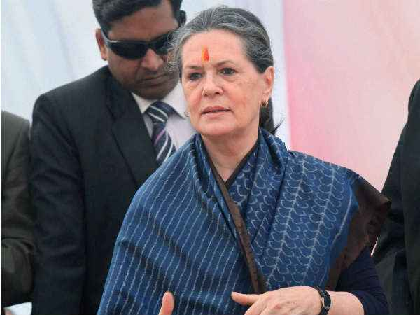 EC to hear Sonia Gandhi and Dinesh Singh nomination matter