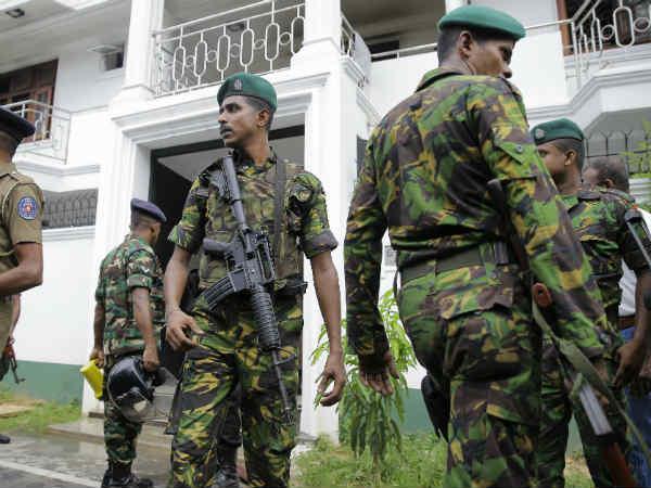 यह भी पढ़ें-Sri Lanka: ISIS के 3 सुसाइड बॉम्बर्स सर्च ऑपरेशन में ढेर