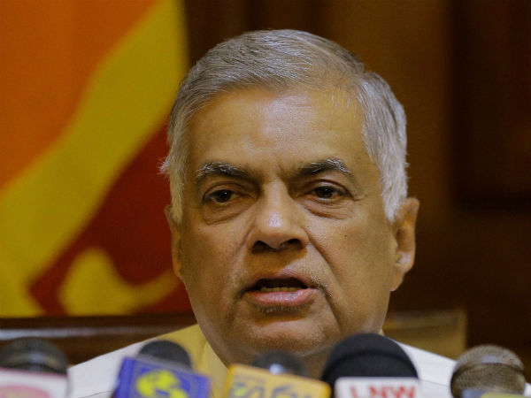 Sri Lanka Blast: पीएम विक्रमसिंघे बोले भारत ने हमलों से पहले किया था अलर्ट, नहीं हो सका कोई एक्शन