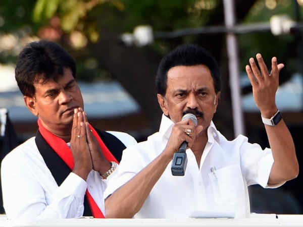 M.K. Stalin: DMK is not anti-Hindu