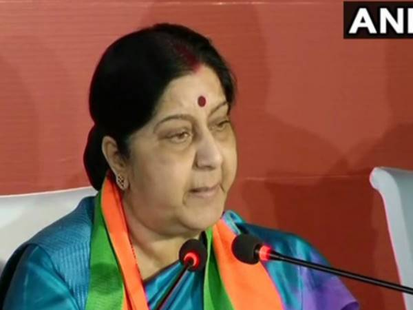 Three Indian nationals among those killed in Sri Lanka serial blasts, says Sushma Swaraj