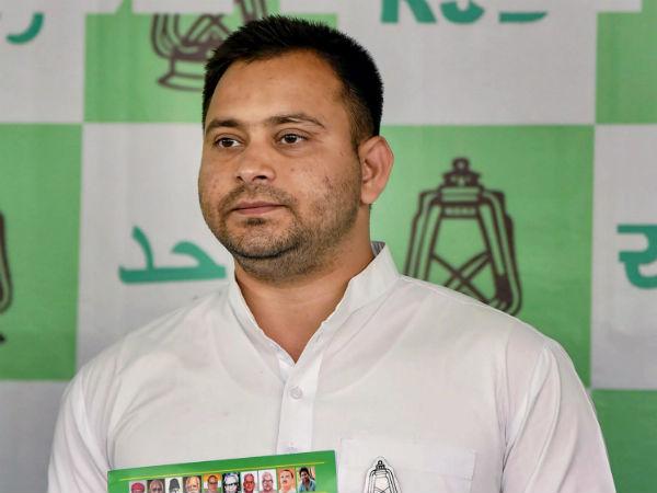 पीएम मोदी को 'Fake OBC' कहने पर बीजेपी का तेजस्वी यादव पर पलटवार