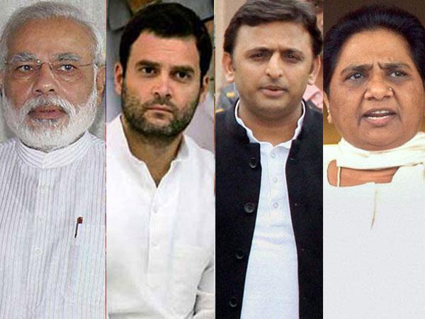 Lok Sabha Results 2019: शुरुआती एक घंटे में यूपी में किसका दबदबा, जानिए कौन चल रहा है आगे