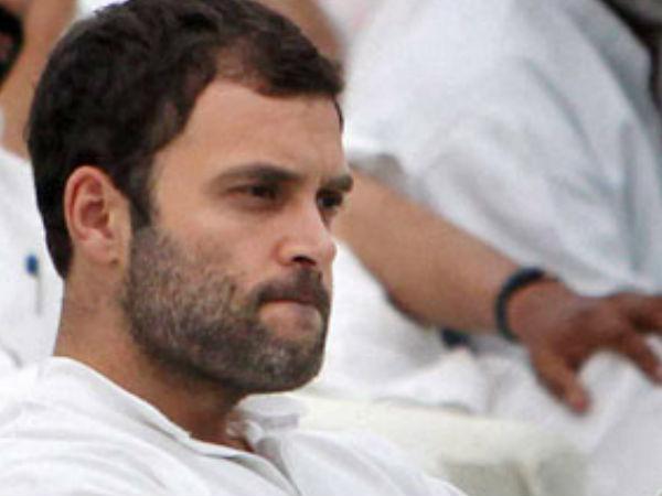 राहुल गांधी की ये 10 गलतियां कांग्रेस पर पड़ी भारी,चारों खाने हुए चित