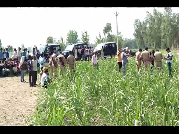 body of ten year old boy found in the field