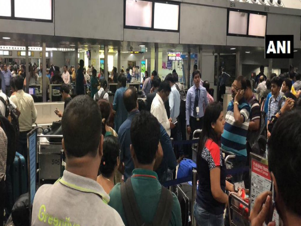 West Bengal: Over 20 flights delayed at Kolkata airport after a fault in Local Area Network inside the airport.