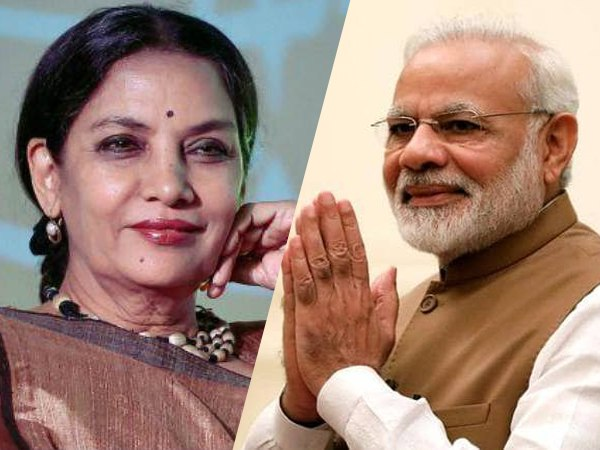 यह पढ़ें:शबाना आजमी ने PM मोदी को दी जीत की बधाई, भड़के लोग, पूछा- कब जा रही हो Pakistan?