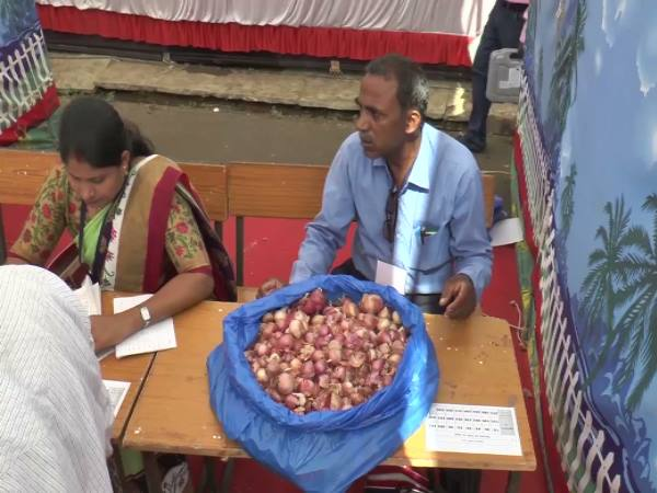 7th Phase Polling have onion with EVM
