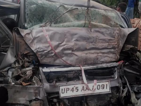 four dead including retired army officer in road accident