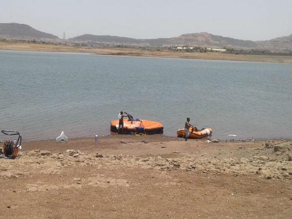 पुणे में एक ही परिवार के तीन लोगों की  डूबने से मौत, तीन को बचाया गया