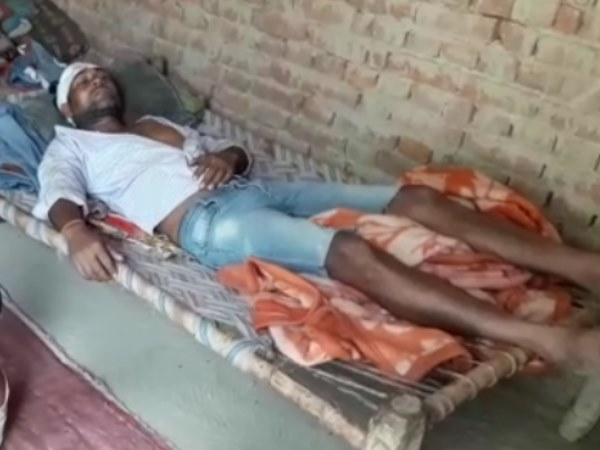 dalit brothers beaten by goons in agra